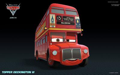bus cars