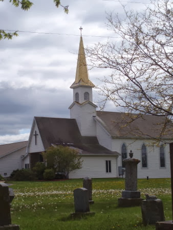 St. John Lutheran Church, Hermansfort, WI