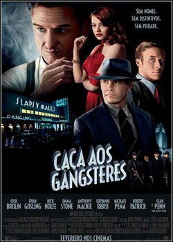 Download Caça aos Gângsteres   BDRip Dublado