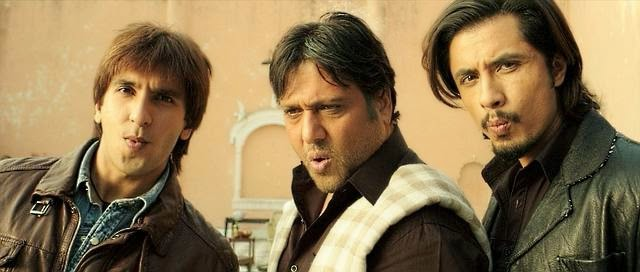 Screen Shot Of Hindi Movie Kill Dil (2014) Download And Watch Online Free at alldownloads4u.com