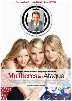 Download Filme Mulheres ao Ataque – BDRip AVI e RMVB Legendado