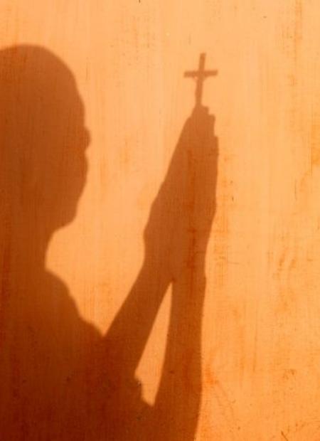 visi mēs esam kristieši, kas kristīti