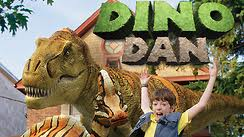The Dromeaosaurus Is One Of The Dinosaurs In Dino Dan It Looks Sort Like A Bird As It Has Feathers And Walks Chicken Too