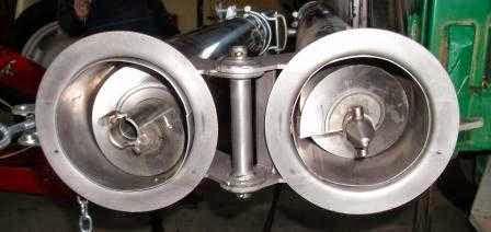 SINFIN PLEGABLE abatible hidráulico para abonos y  - Foto 4