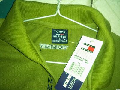 Cách phân biệt áo thun Tommy và Lacoste hàng chất lượng loại chuẩn