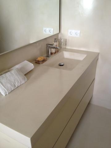 Komcret ® microcemento : Cuartos de baño en microcemento ...
