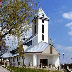 Kościół parafialny pw. Najświętszego Serca Pana Jezusa w Jankowej