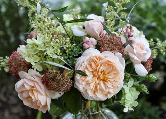 Vw garden fall floral arrangements for Garden arrangement
