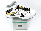 lebron10 ps gold gram Weightionary