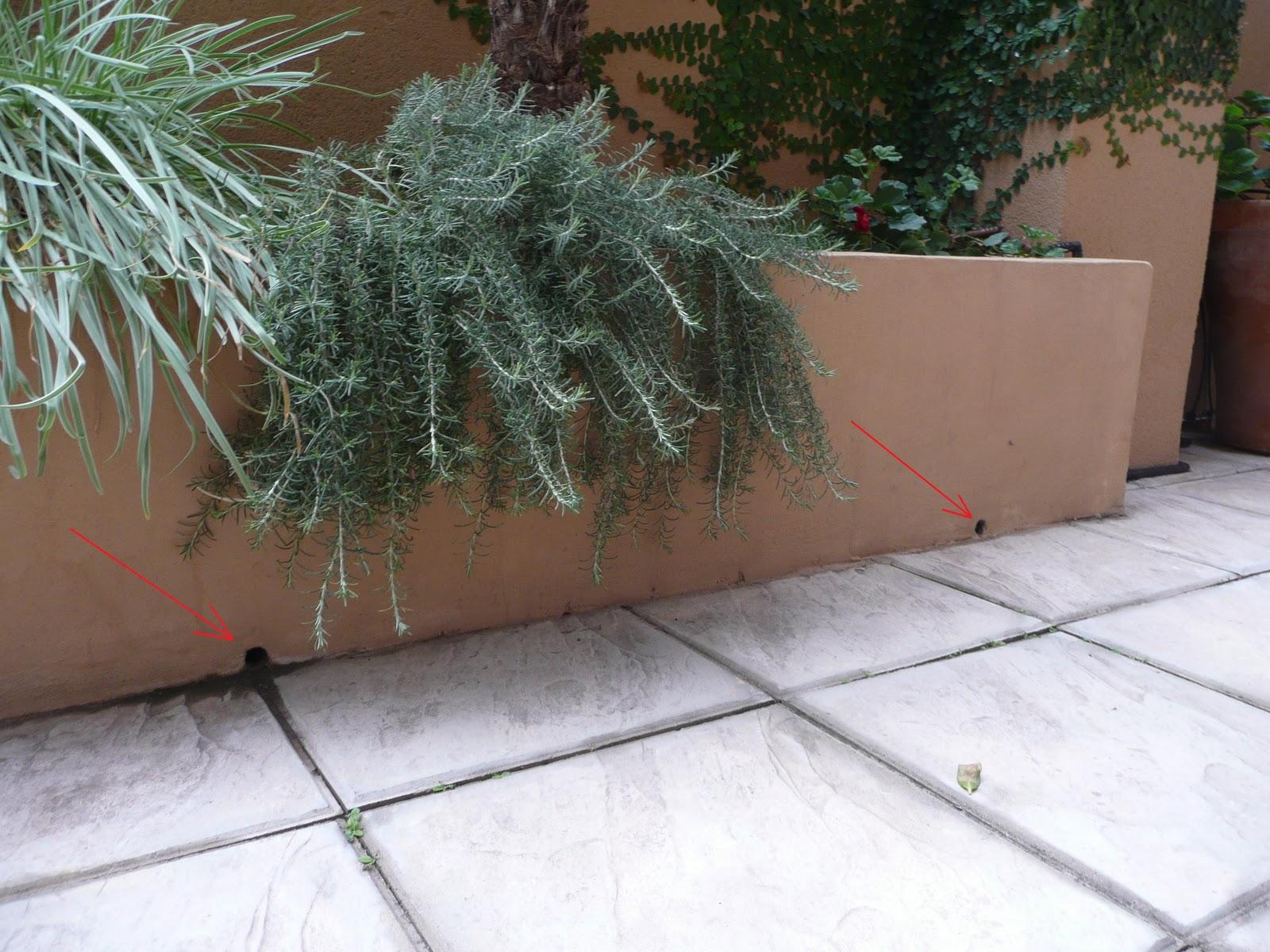 Hazlo tu mismo crea una jardinera de obra en tu terraza - Jardineras de obra exterior ...
