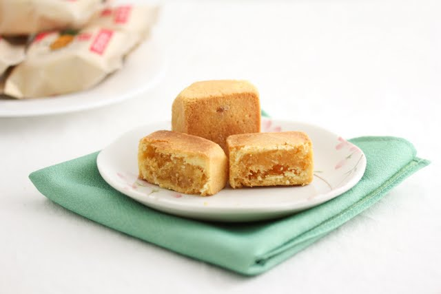 Pineapple Cakes And Other Goodies From Taiwan Kirbie S Cravings