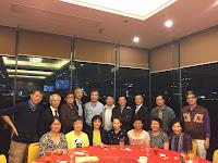 2014年11月10日在海逸皇宮大酒樓舉行第十次基社紅寶石禧慶典籌備會議