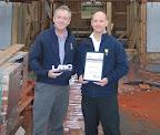 Welsh Oak Frames wins national award
