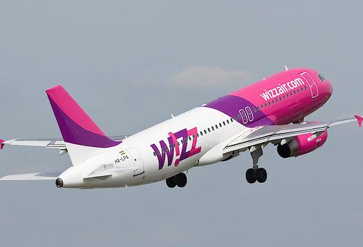 Авиакомпания Wizz Air