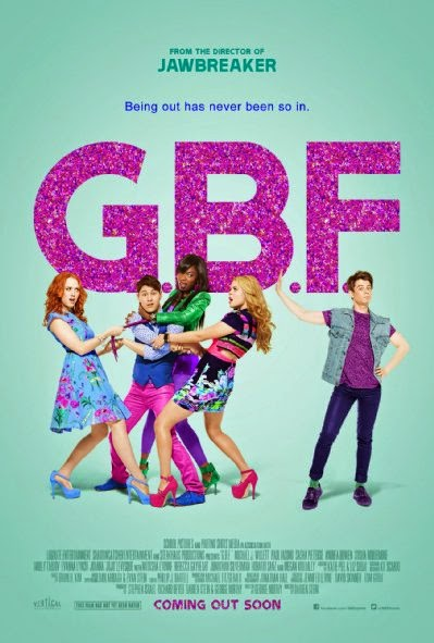 Poster Of English Movie G.B.F. (2013) Free Download Full New Hollywood Movie Watch Online At Alldownloads4u.Com