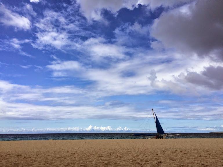 長灘島-海邊風帆