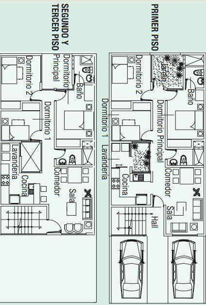 planos de casas 8 x 18