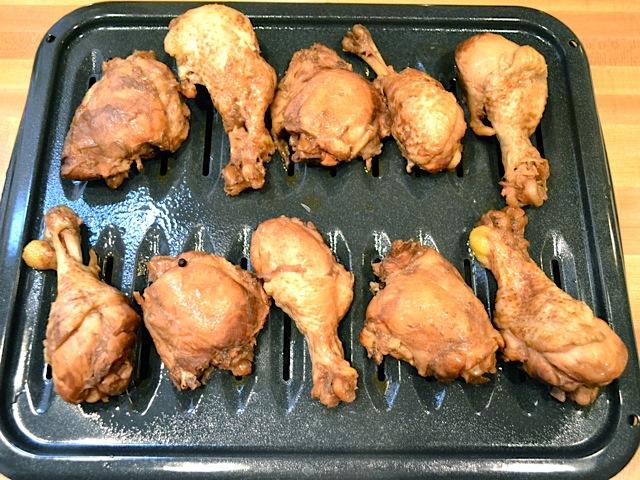 broil chicken