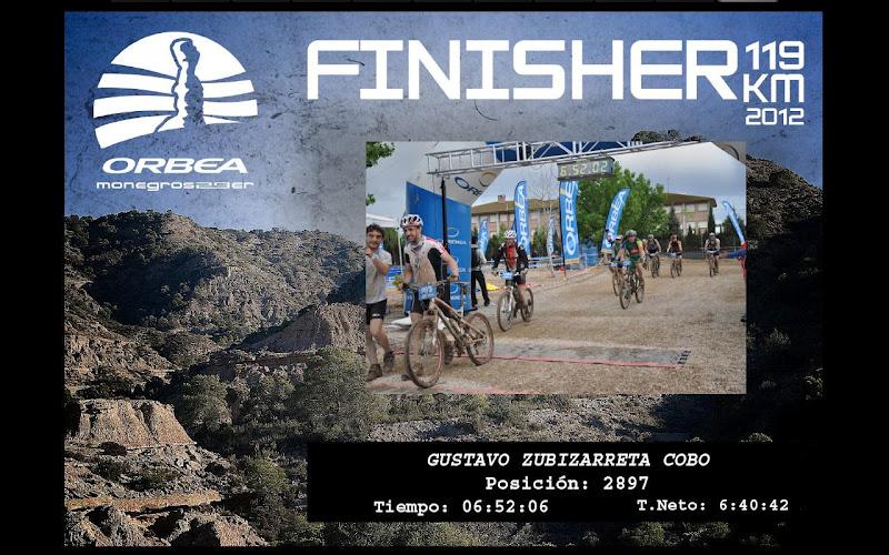 ORBEA MONEGROS 29er (2012) FIN