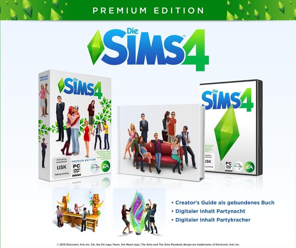 De Sims 4 Premium Edition