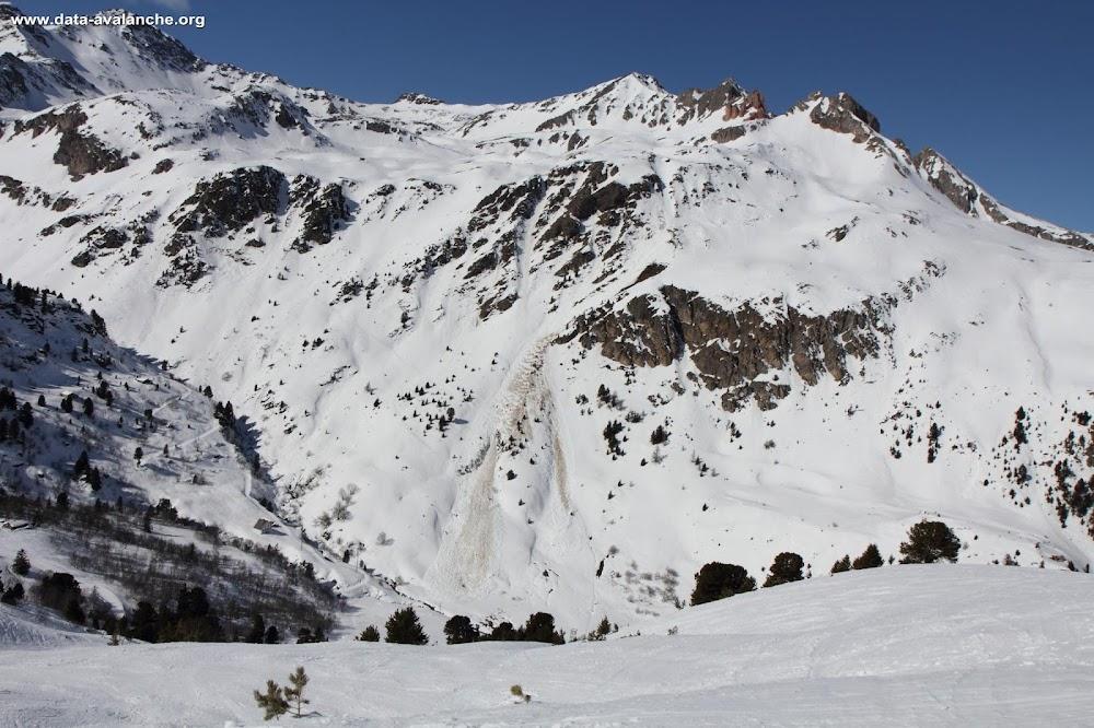 Avalanche Mont Thabor, secteur Pointe des Sarasins, La Turra - Valfréjus - Photo 1