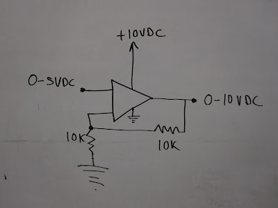 My First OP-AMP Circuit | Prometheus Fusion Perfection
