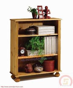 Tủ trưng bày gỗ 02