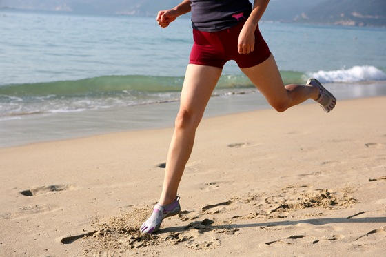 Sportas be batų