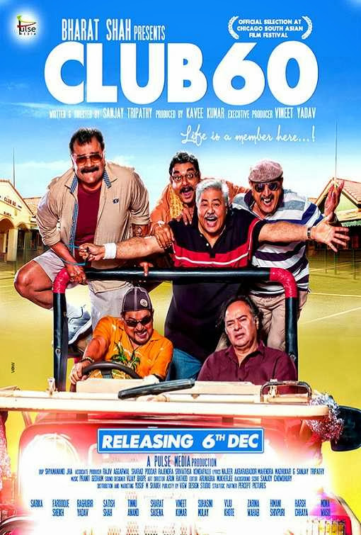 Poster Of Hindi Movie Club 60 (2013) Free Download Full New Hindi Movie Watch Online At Alldownloads4u.Com