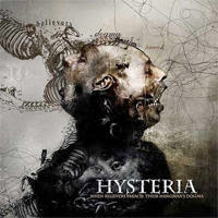 Hysteria - When Believers Preach Their Own Hangman's Dogma recenzja okładka review cover
