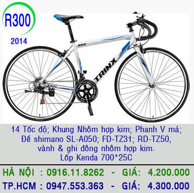 XE DAP THE THAO   XE DAP DIA HINH, xe dap the thao, xe dap trinx, xe đạp thể thao chính hãng, xe dap asama, HS%2BR300