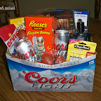 Easter Basket: Men's Edition