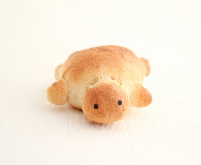 Turtle Bread Recipe Use any bread recipe and