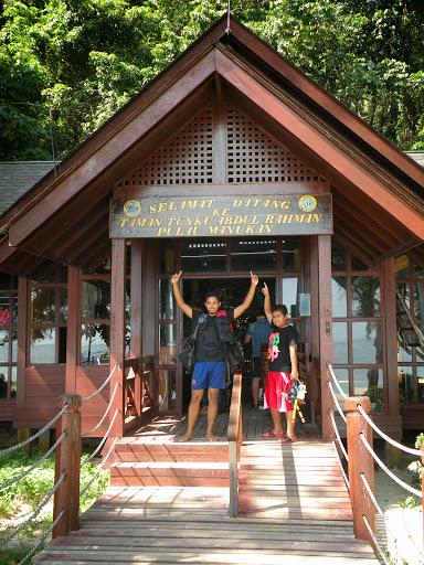 Pulau Manukan Borneo Malaysia