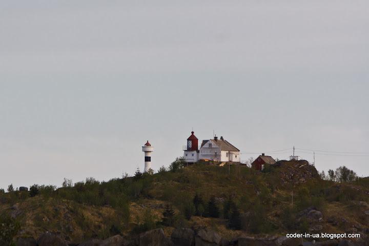 лофотенский архипелаг.норвегия