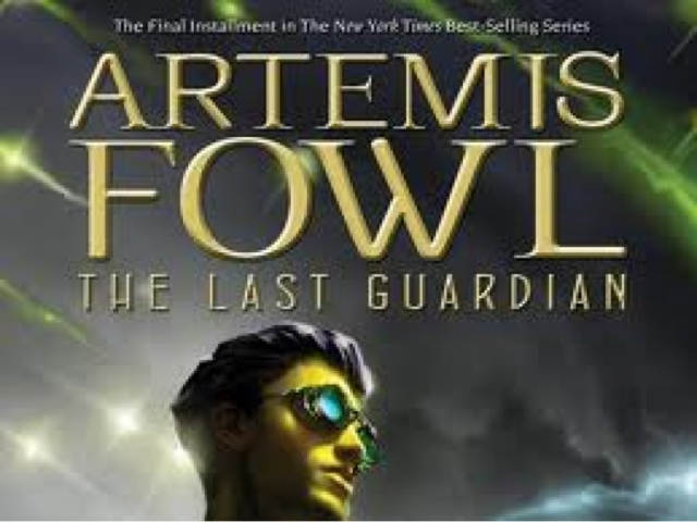 artemis fowl the last guardian The nerve-centre of teenage mastermind artemis fowl ii's criminal empire now hacked for all to see - hi-tech fairies, parallel worlds, espionage and a.