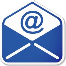 A little administrative stuff — email address update