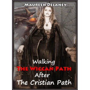Walking The Wiccan Path After The Cristian Path Image