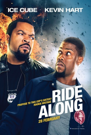 Filme Poster Ride Along HDRip XviD & RMVB Legendado