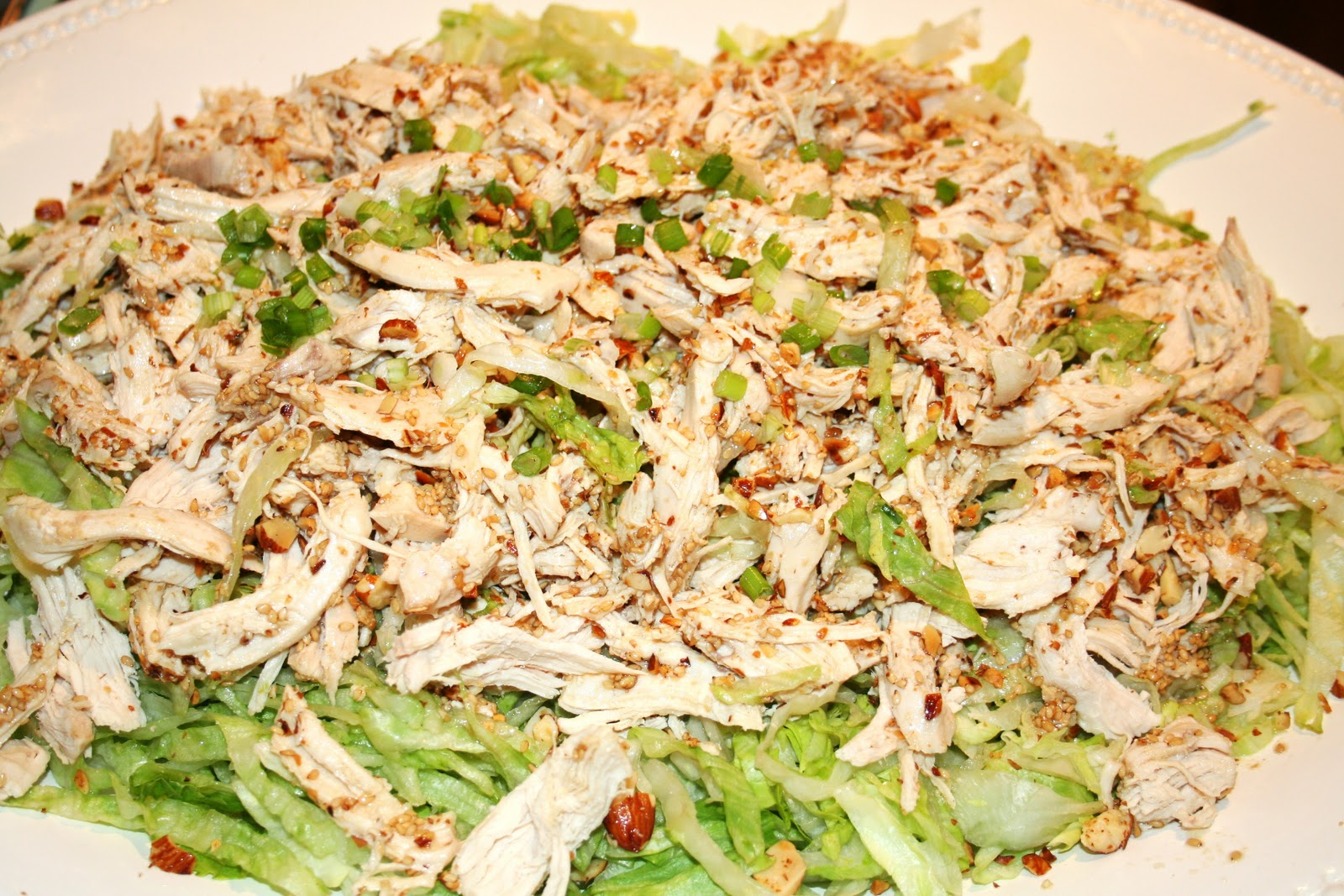 Budget Paleo...Made Easy: Chinese Chicken Salad