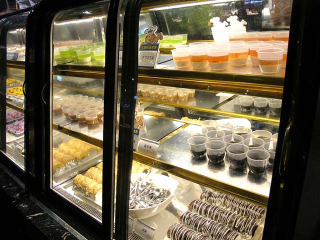餅乾櫃3-上閤屋台中復興店