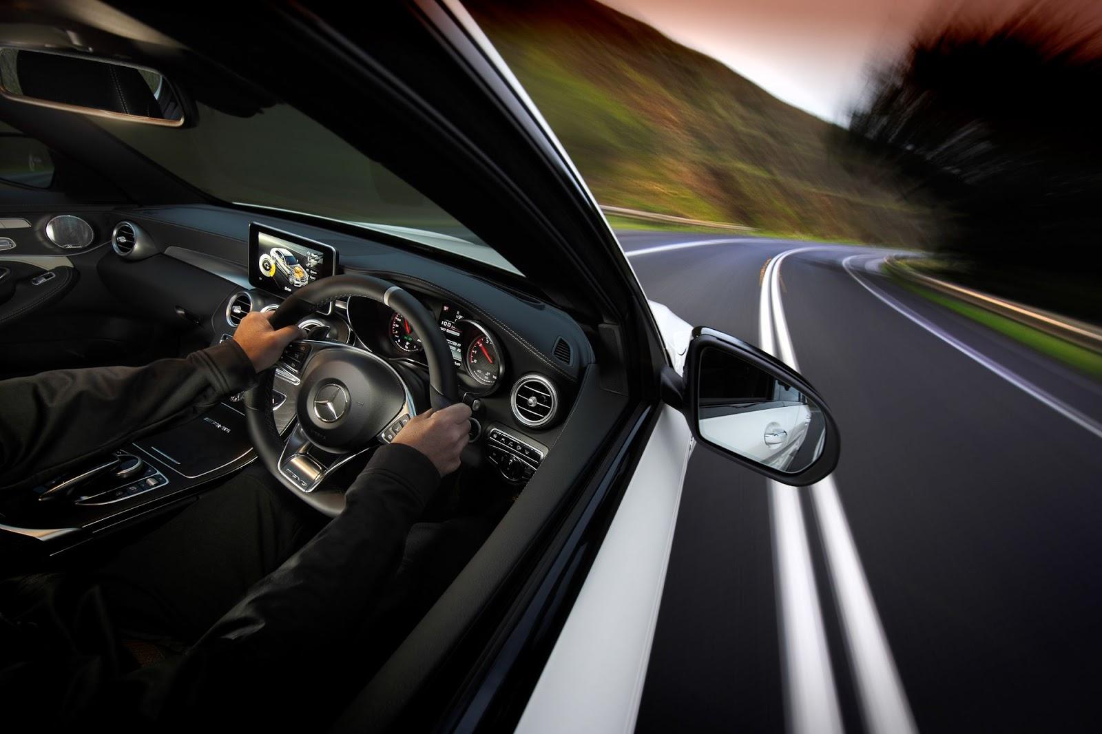 Mercedes-AMG C63 S 2016