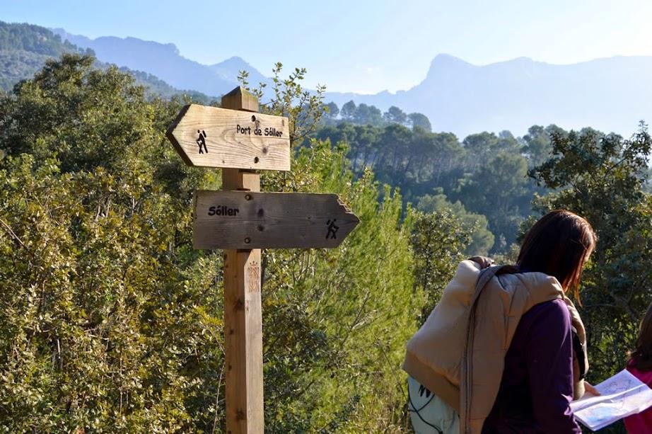 Excursión Camí de Sa Figuera