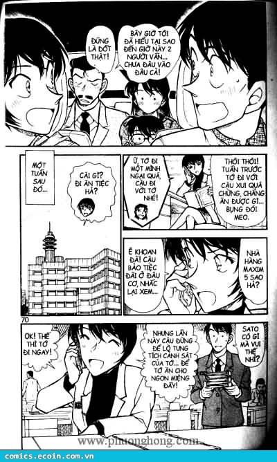 Detective Conan Chap 514 - Truyen.Chap.VN