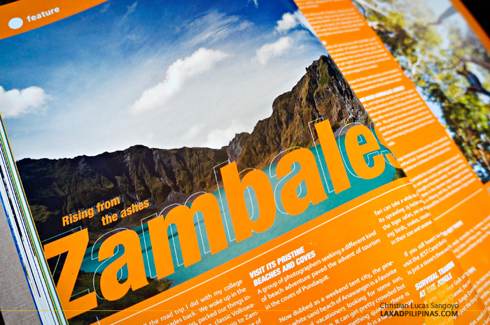 Lakad Pilipinas at Gala Magazine
