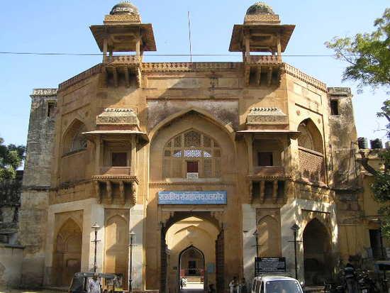 The Palace of Akbar