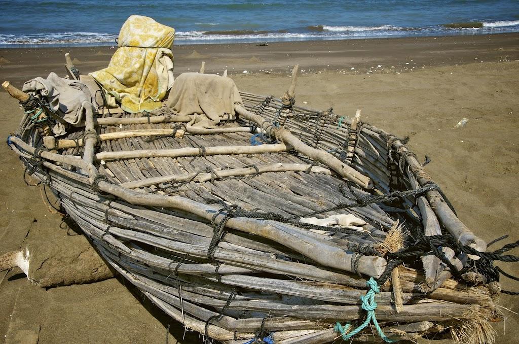Omani handmade boat