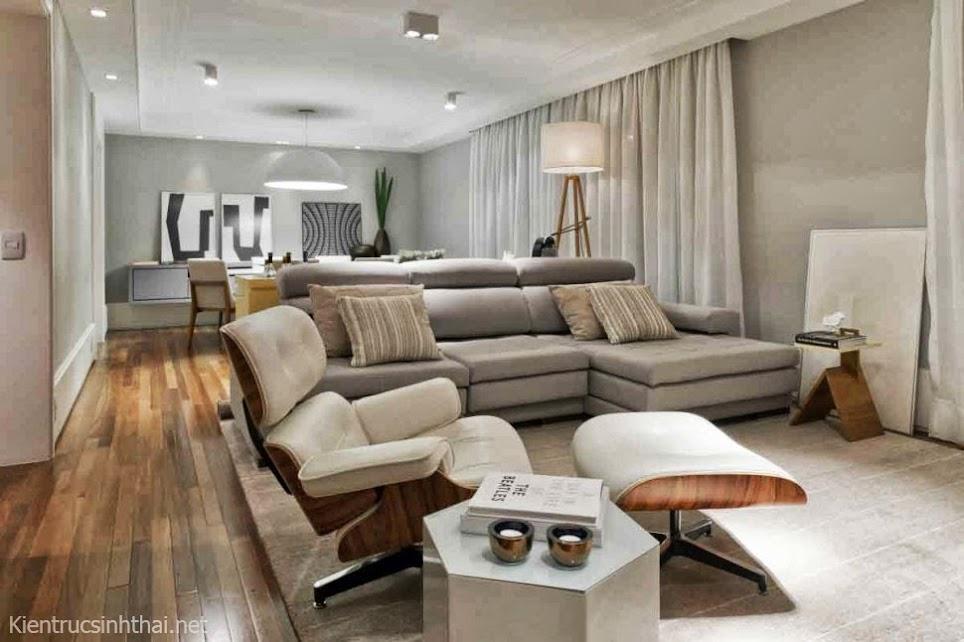 Thiết kế nội thất ấn tượng