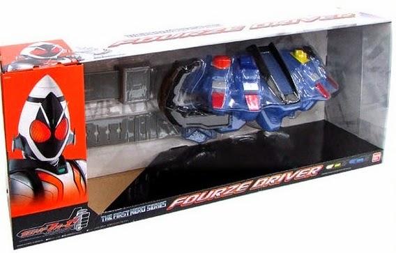 Đai lưng Siêu nhân Kamen Rider Fourze Driver được làm từ chất liệu cao cấp an toàn