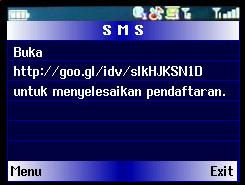 sms dari google